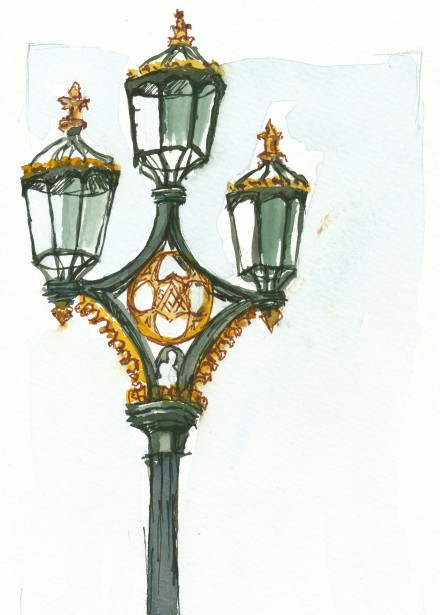 European sketch 4